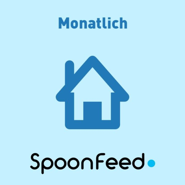 spoonfeed monthly package
